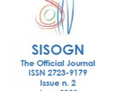 Issue n. 2 – June 2020 – SISOGN – The Official Journal – ISSN 2723-9179