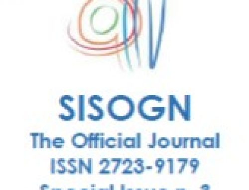 Issue n. 3 – December 2020 – SISOGN – The Official Journal – ISSN 2723-9179